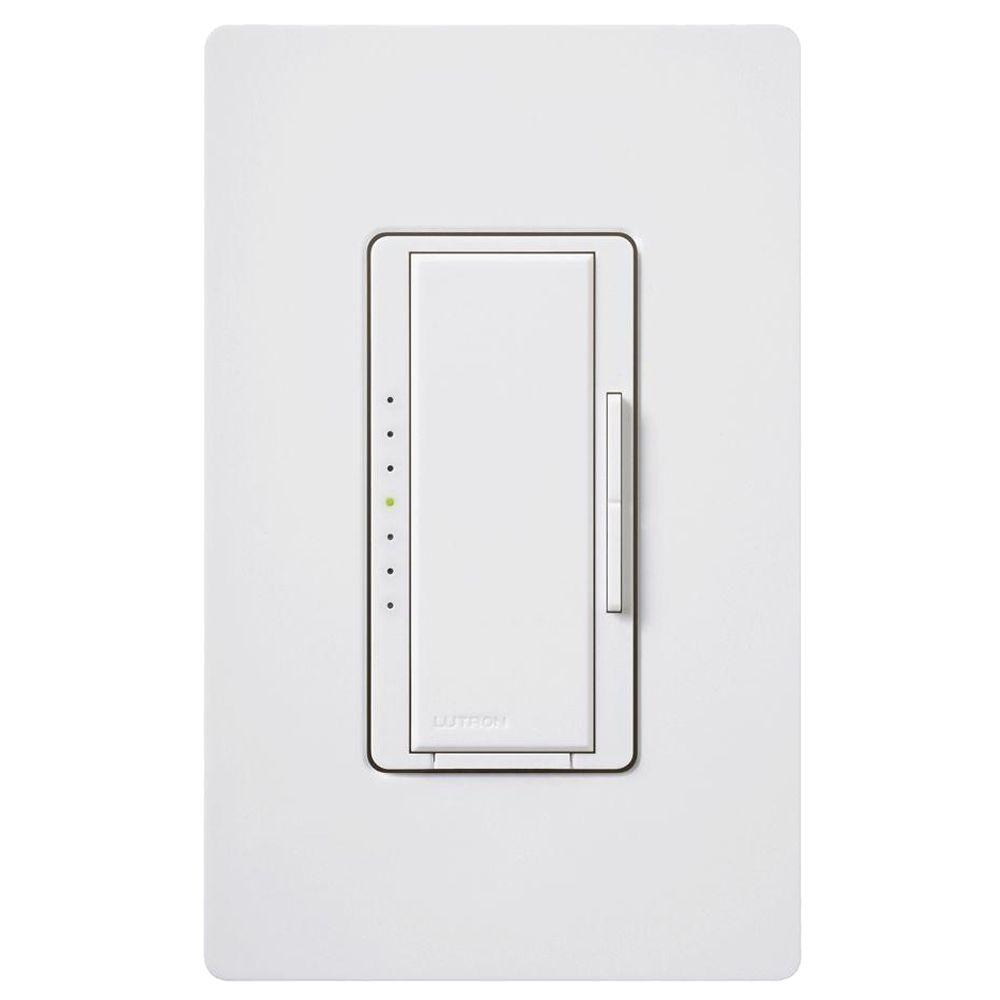 Lutron Maestro Dimmer for Incandescent and Halogen, 1000-Watt ...
