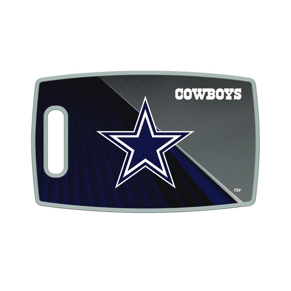 Dallas Cowboys Large Plastic Cutting Board