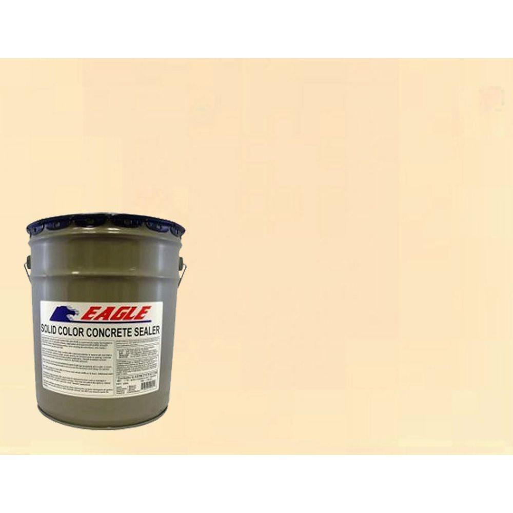 5 gal. Aztec Sand Solid Color Solvent Based Concrete Sealer