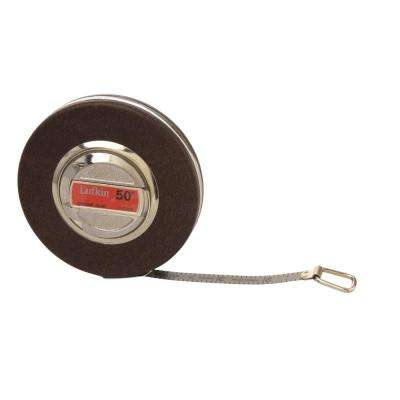 3/8 in. x 50 ft. Anchor Chrome Clad Tape Measure