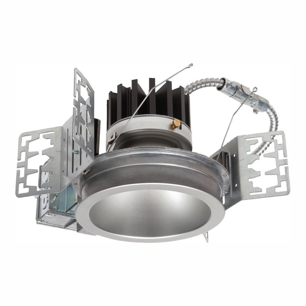 Portfolio LD4B 4 in. Integrated LED Recessed Ceiling Light Fixture Power Module Kit at 3500K Bright White