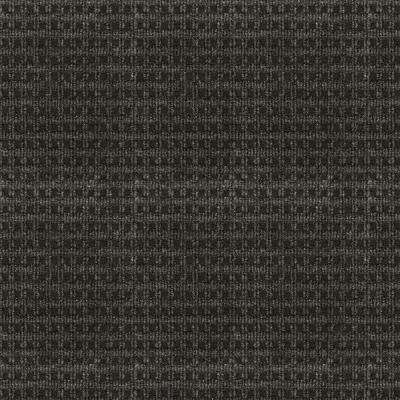 Serenity - Color Mocha Pattern Indoor/Outdoor 12 ft. Carpet