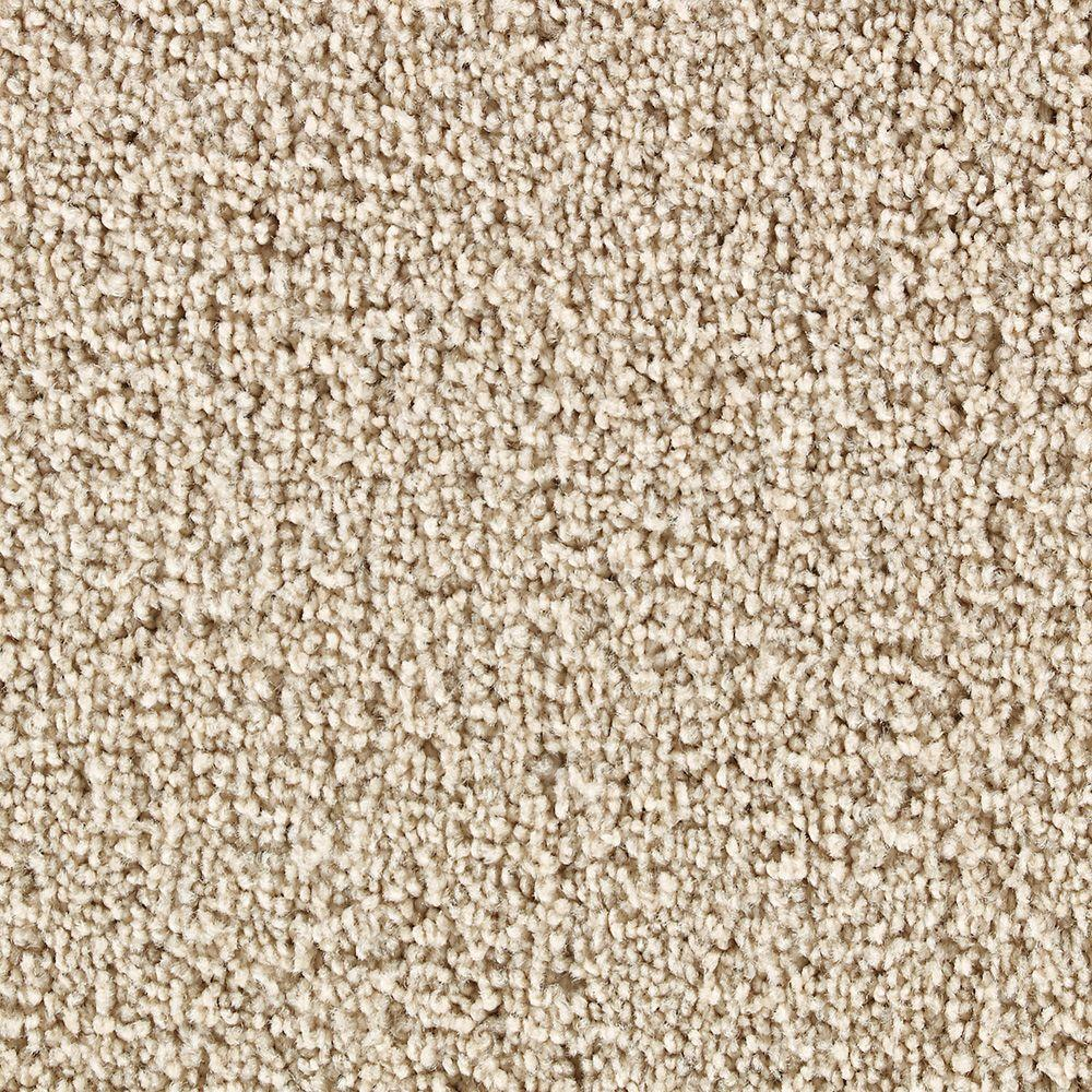 Martha Stewart Living Boldt Castle Cappuccino - 6 in. x 9 in. Take Home Carpet Sample-DISCONTINUED