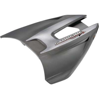 Starfire No-Drill Hydrofoil Stabilizer for 40 HP and Up, Gray