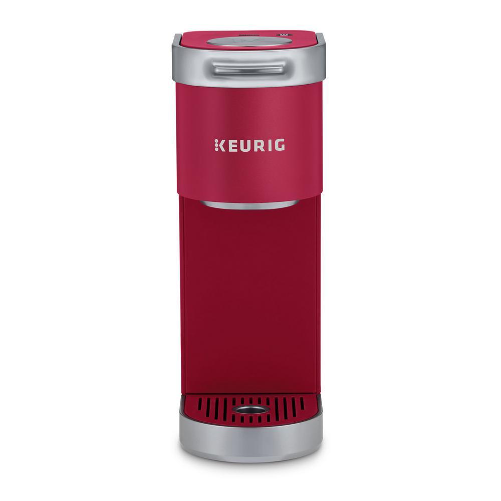 K Mini Plus Single Serve Brewer Cardinal Red