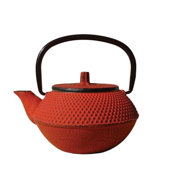 Tokyo Teapot in Red