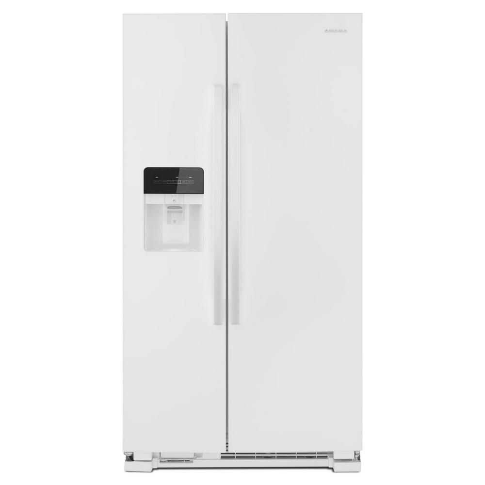 Paint Pad Dispenser ~ Amana in w cu ft side by refrigerator with