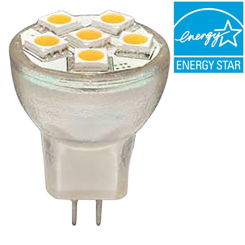 Centennial 40W Equivalent Warm White (2900K) MR-8 LED Light Bulb