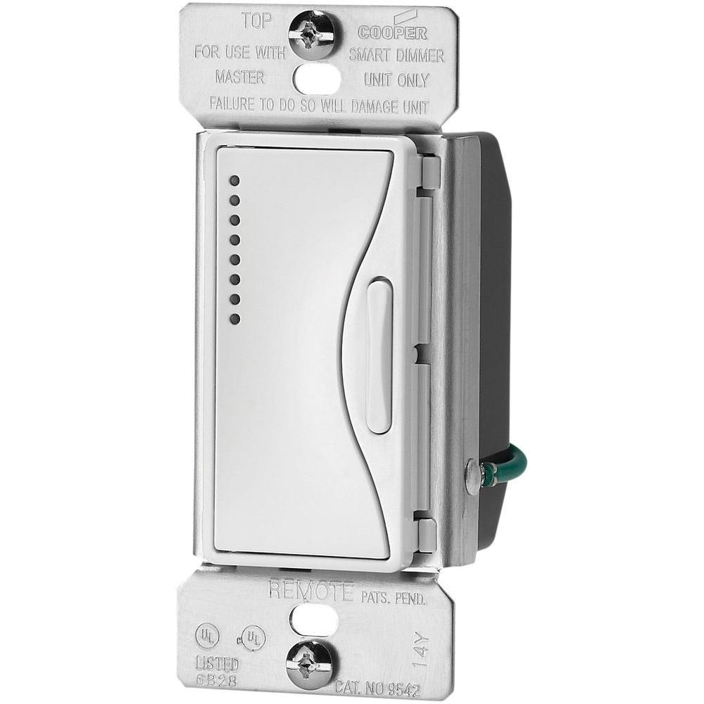 Aspire Smart Accessory Dimmer with Preset, Alpine White