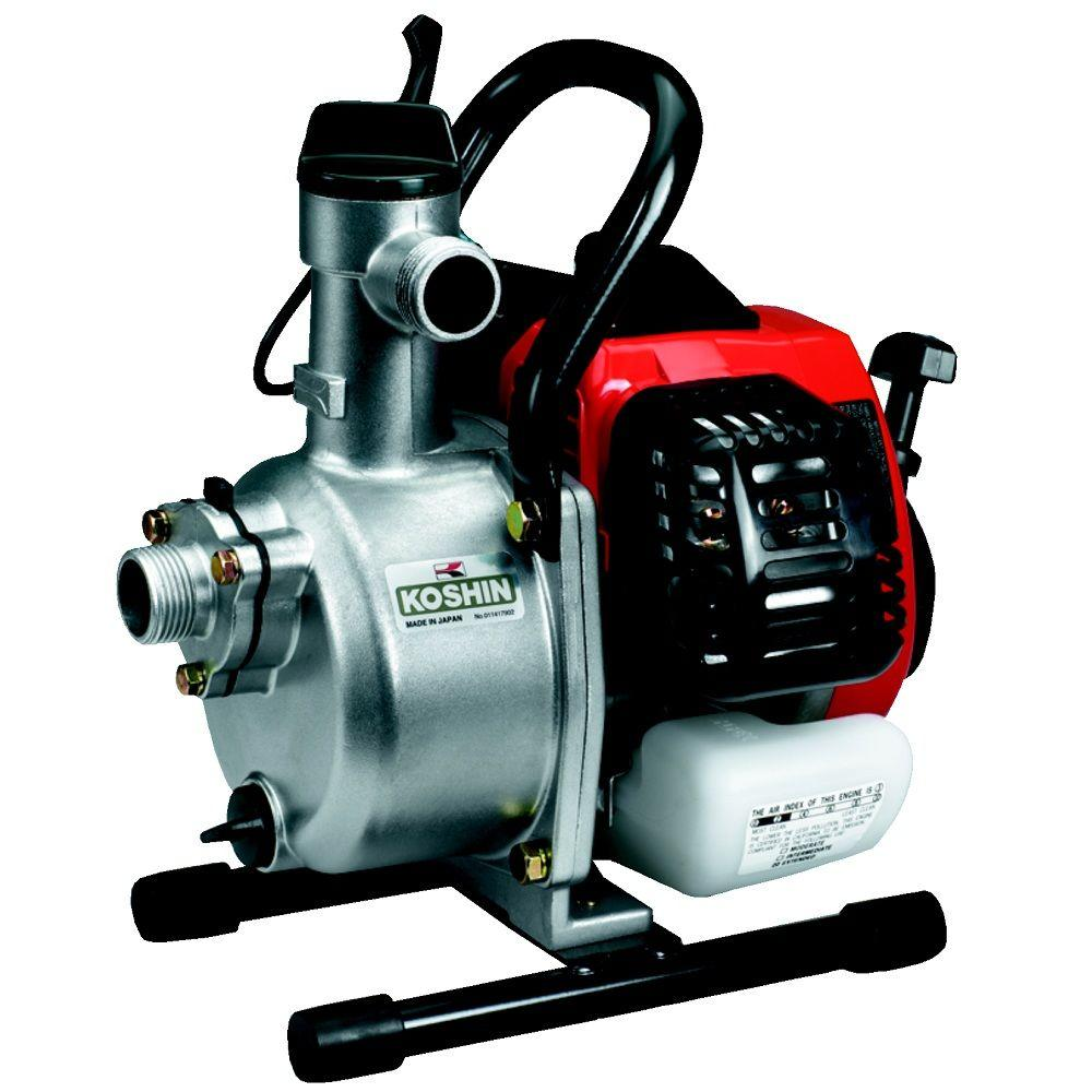 08 HP Centrifugal Pump With 2 Stroke Mitsubishi Engine
