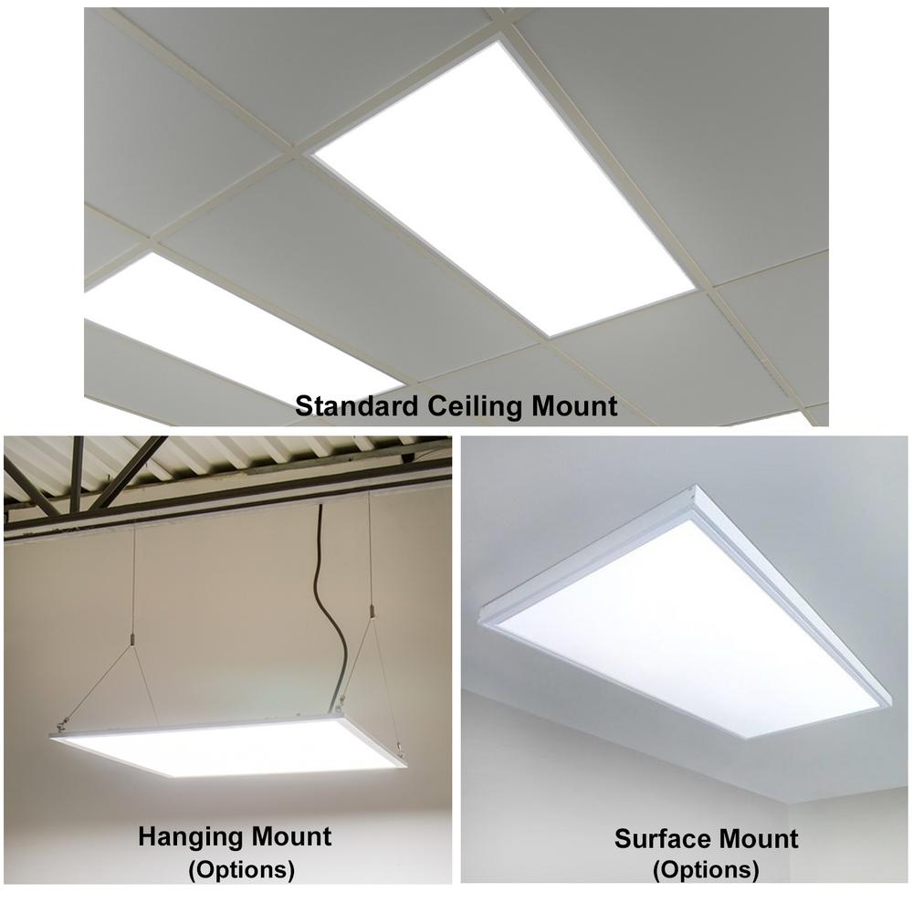 Commercial Integrated Led 6300 Lumens