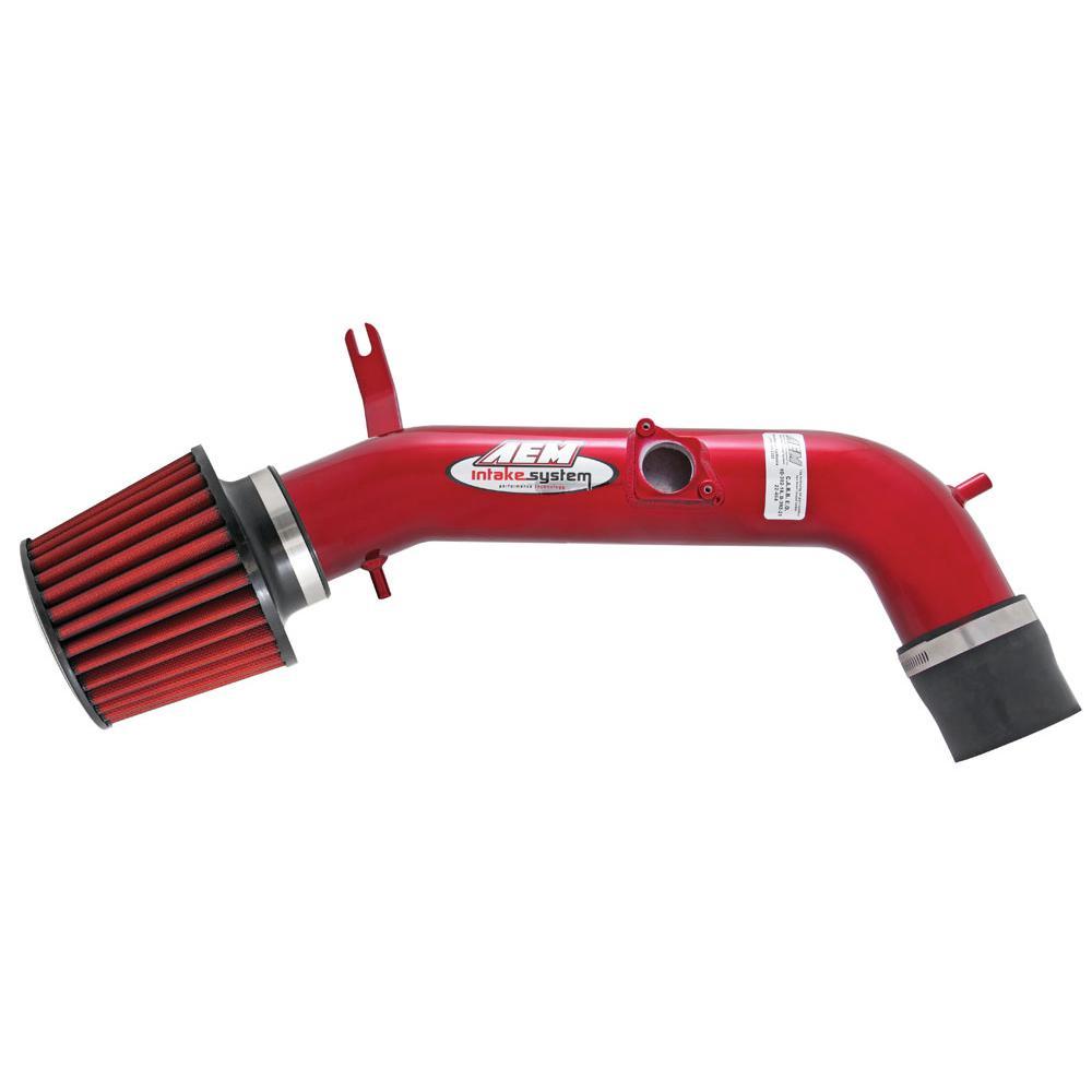 00-04 IS300 Red Short Ram Intake