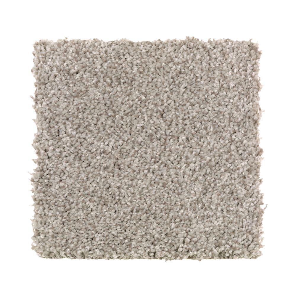 Carpet Sample - Gemini II Color - Faint Maple Texture 8 in. x 8 in.
