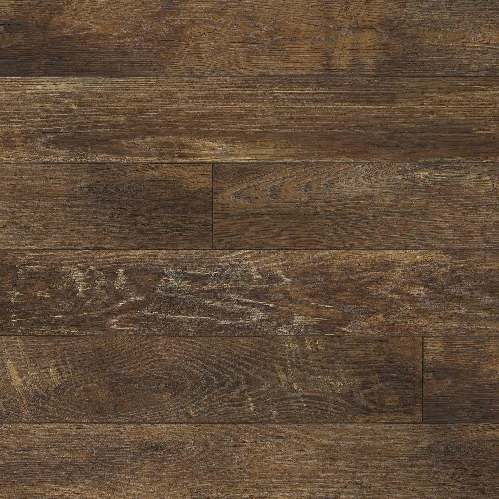 Wood Stain Dusk: Hampton Bay Country Oak Dusk Laminate Flooring