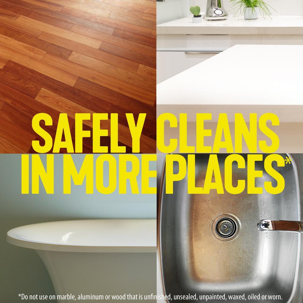 Pine Sol Professional 144 Oz Lemon Fresh Multi Surface Cleaner 4460030891 The Home Depot