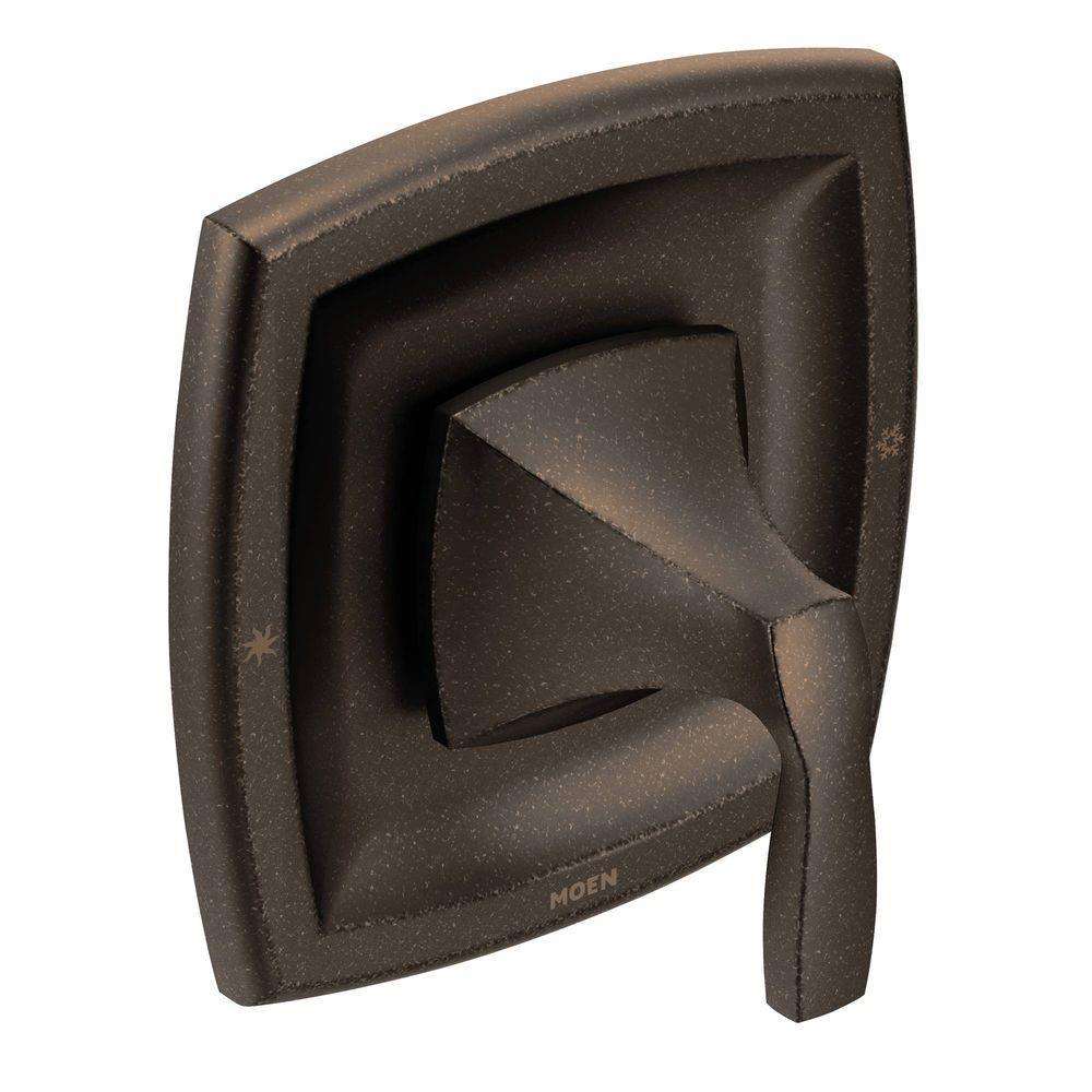 MOEN Voss 1-Handle Moentrol Valve Trim Kit in Oil Rubbed Bronze (Valve Not Included)
