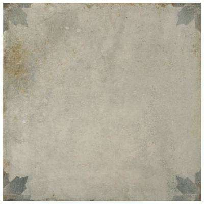 D'Anticatto Decor Arezzo 8-3/4 in. x 8-3/4 in. Porcelain Floor and Wall Tile