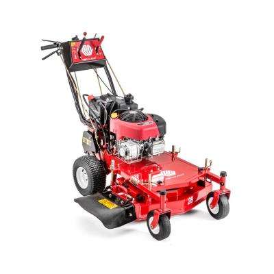 28 in. Briggs and  Stratton Self-Propelled Rear-Wheel Drive Electric Start Walk Behind Gas Lawn Mower