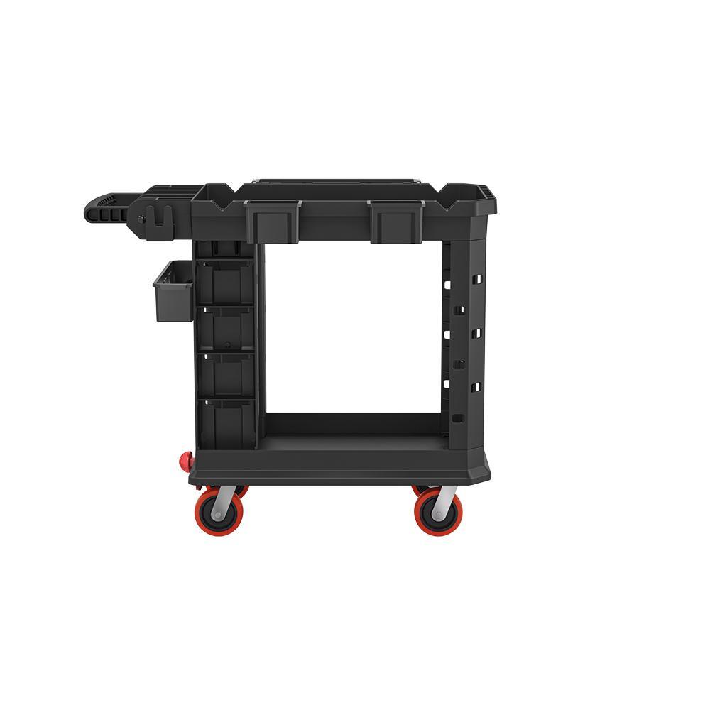Suncast Commercial Heavy Duty 19 5 In Utility Cart