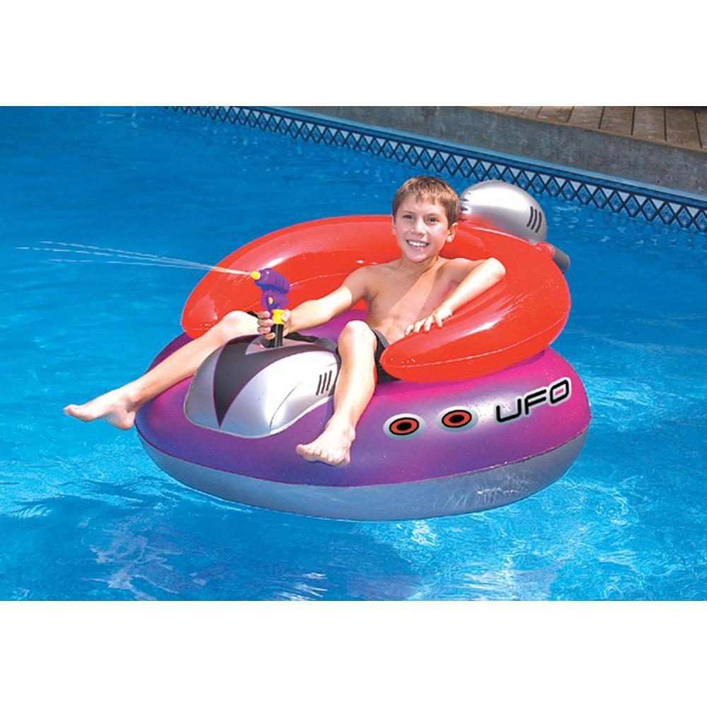 UFO Spaceship Inflatable Pool Toy