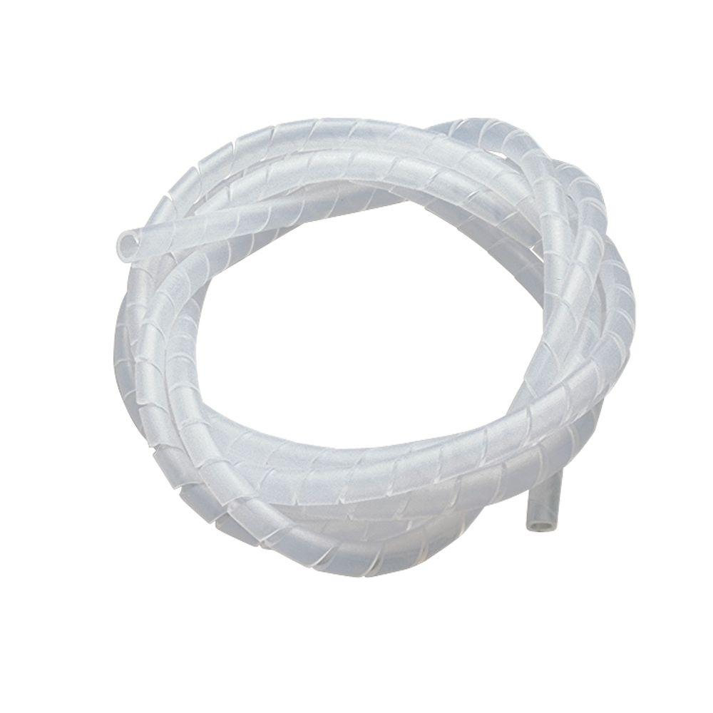 Gardner Bender 1/4 in. and 1/2 in. Spiral Wrap - Assorted Clear-FSP ...
