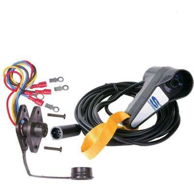 15 ft. Hand-Held Remote and Socket for GP-Series, EP-Series, Husky Series, S6000/9000 and X6/9 Winches