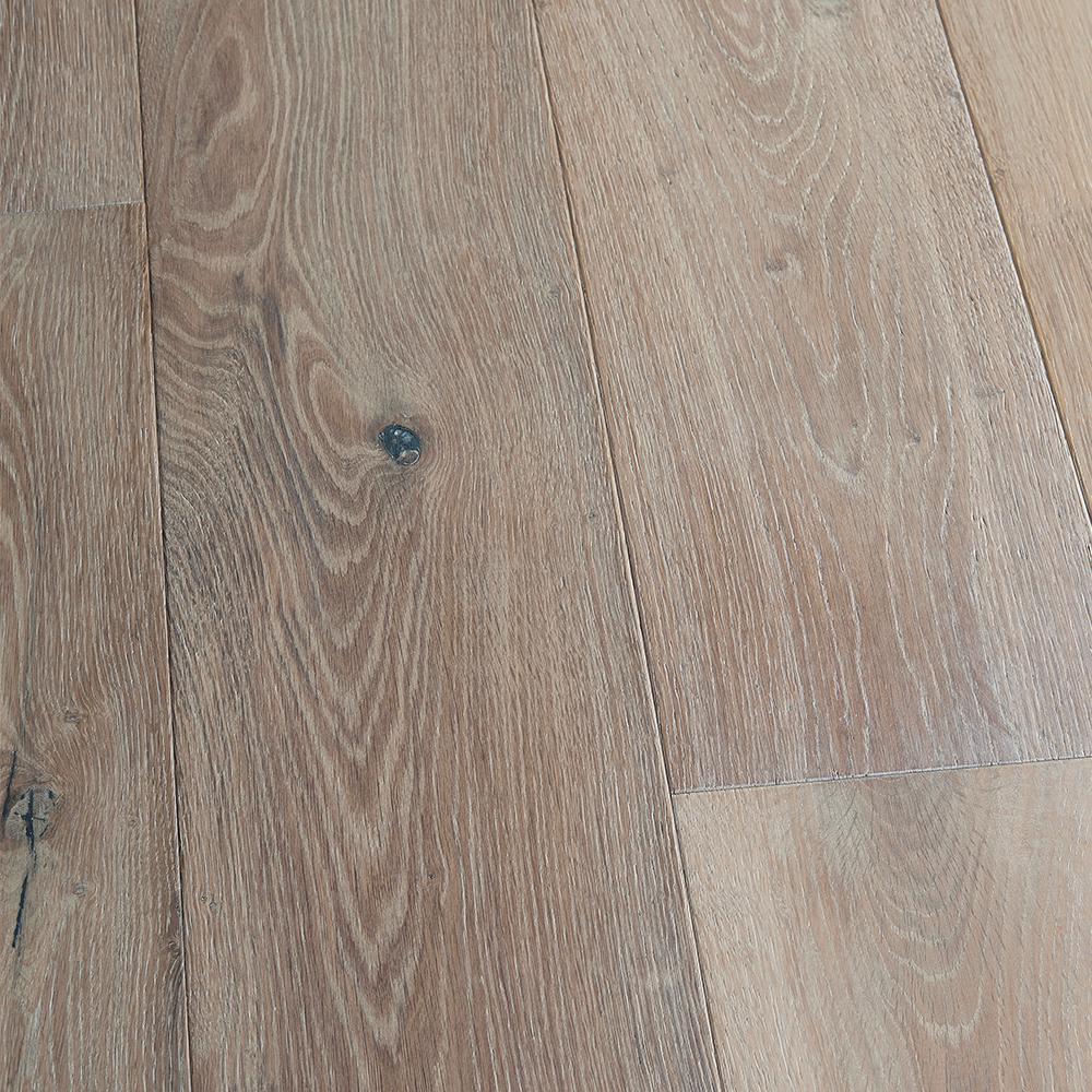 Gray Malibu Wide Plank Glue Down Hardwood Flooring Flooring