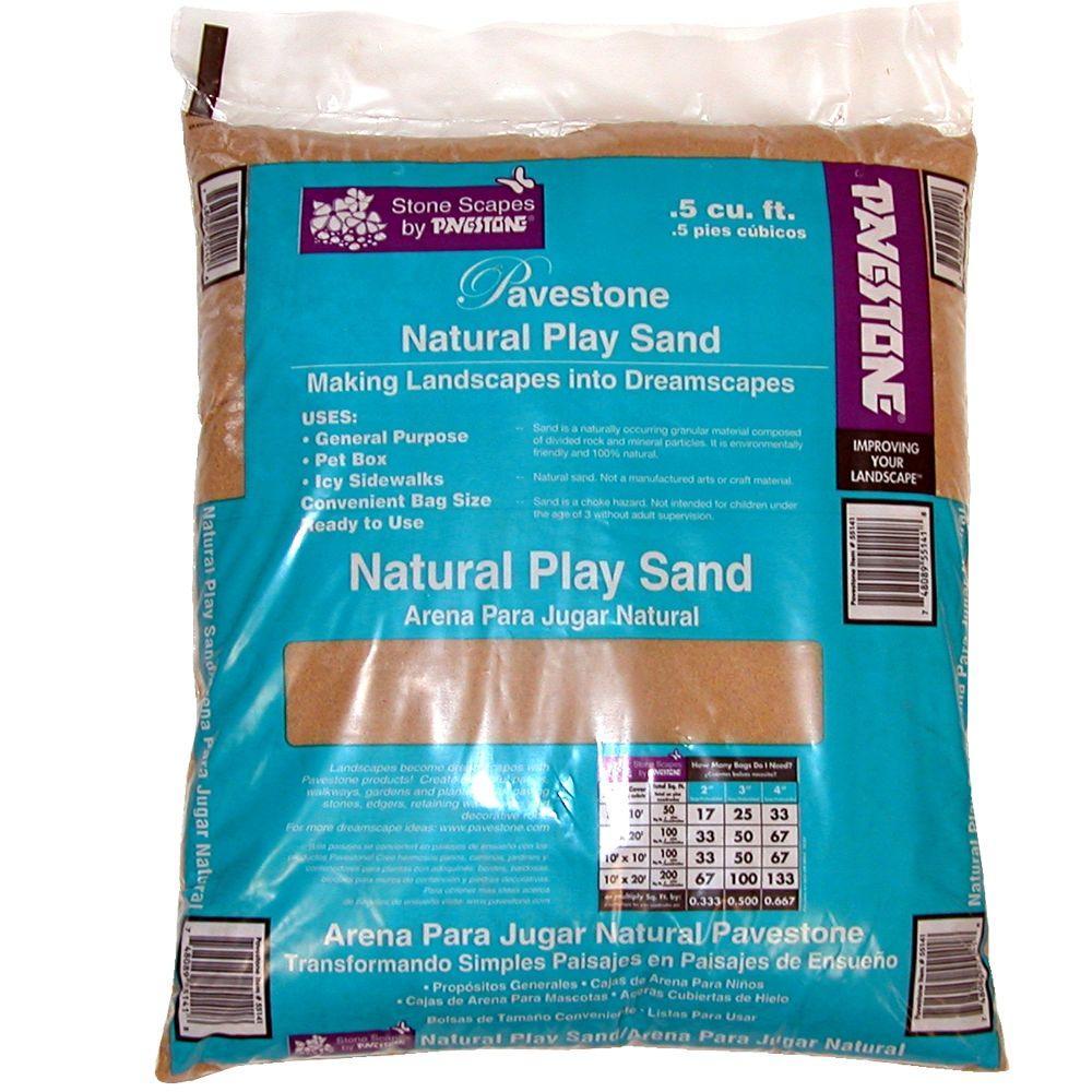 Pavestone 50 lb. All-Purpose Play Sand