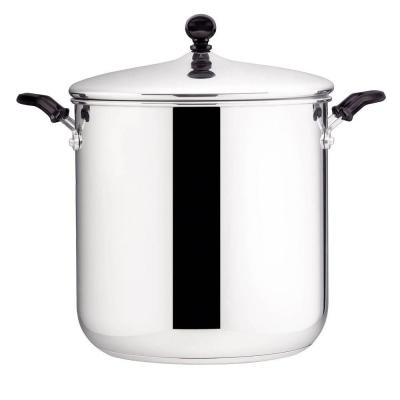 Classic Series 11 qt. Stainless Steel Stock Pot with Lid