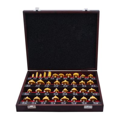 35-Piece Router Bit Set
