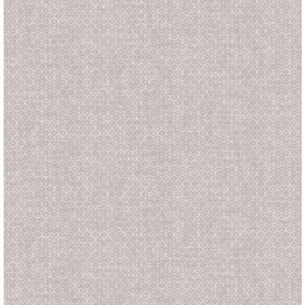 A-Street Hip Pewter Texture Wallpaper 1014-001844