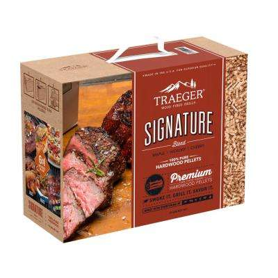 Signature Blend Hardwood Pellets - 10lb Box