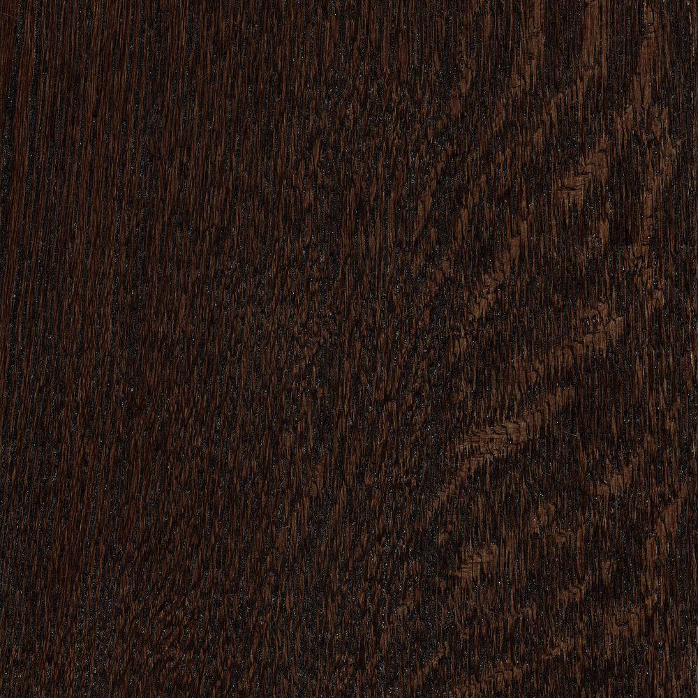Take Home Sample - Wire Brushed Oak Sweeney Hardwood Flooring - 5 in. x 7 in.