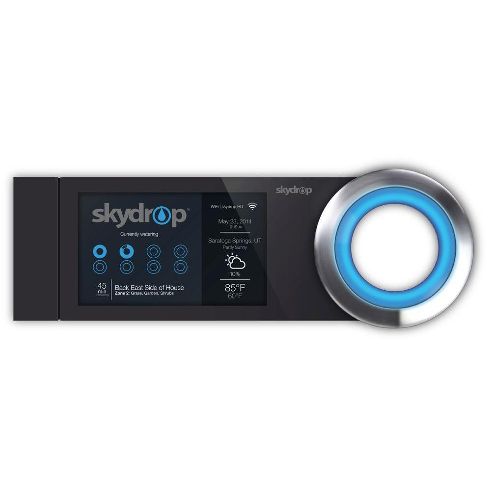 8-Zone Smart Watering Sprinkler Controller