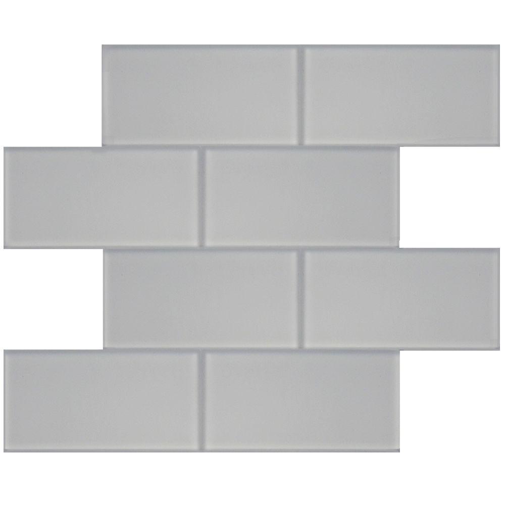 Glass Tile Tile The Home Depot