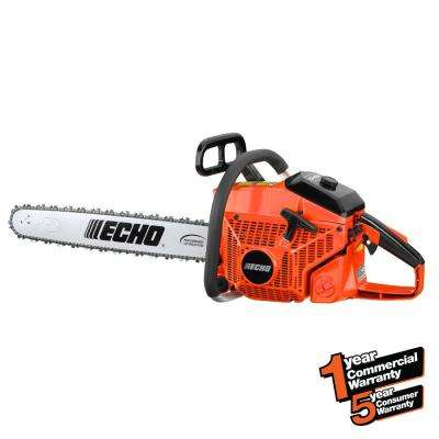 24 in. 80.7cc Gas 2-Stroke Cycle Chainsaw
