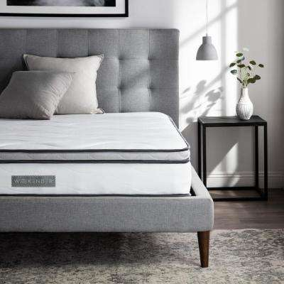 10 in. Twin Hybrid Mattress