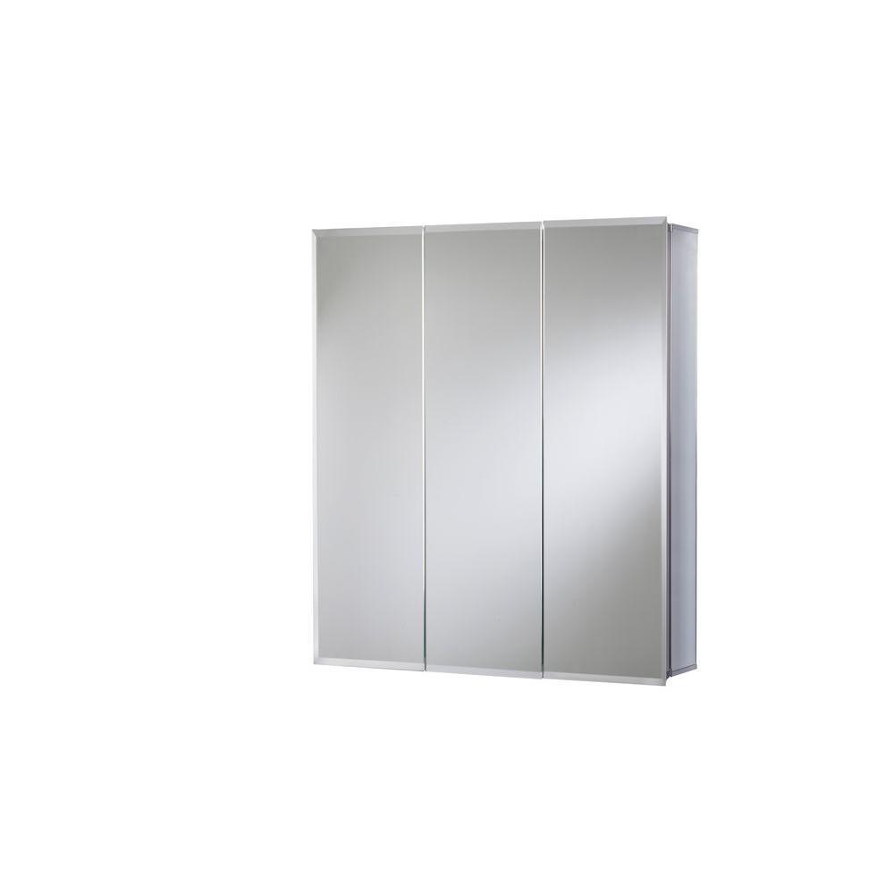 Zaca spacecab regulus 16 in x 26 in x 3 1 2 in framed for Zaca bathroom cabinets