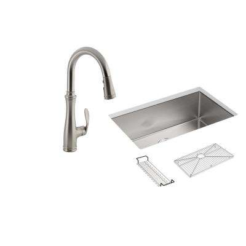 stainless steel kohler undermount kitchen sinks kitchen sinks rh homedepot com