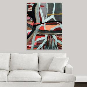 One Body Many Parts Ii By Ruth Palmer Canvas Wall Art