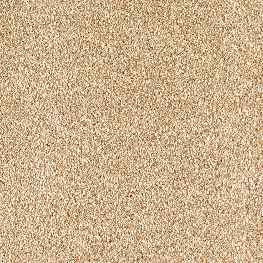 Lavish I - Color New Dawn Texture 12 ft. Carpet