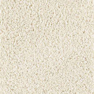 Carpet Sample - Ashcraft II - Color Bridal Lace Texture 8 in. x 8 in.