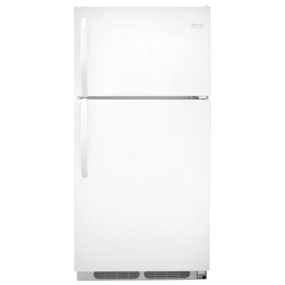 Frigidaire 15 cu. ft. Top Freezer Refrigerator in White