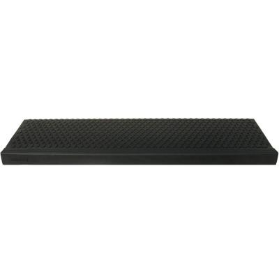 Coin-Grip Commercial 10 in. x 48 in. Rubber Step Mat (6-Pack)