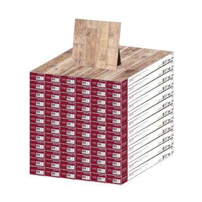 Reedville Pine 12 mm Thick x 8.03 in. Wide x 47.64 in. Length Laminate Flooring (430.38 sq. ft. / Pallet)