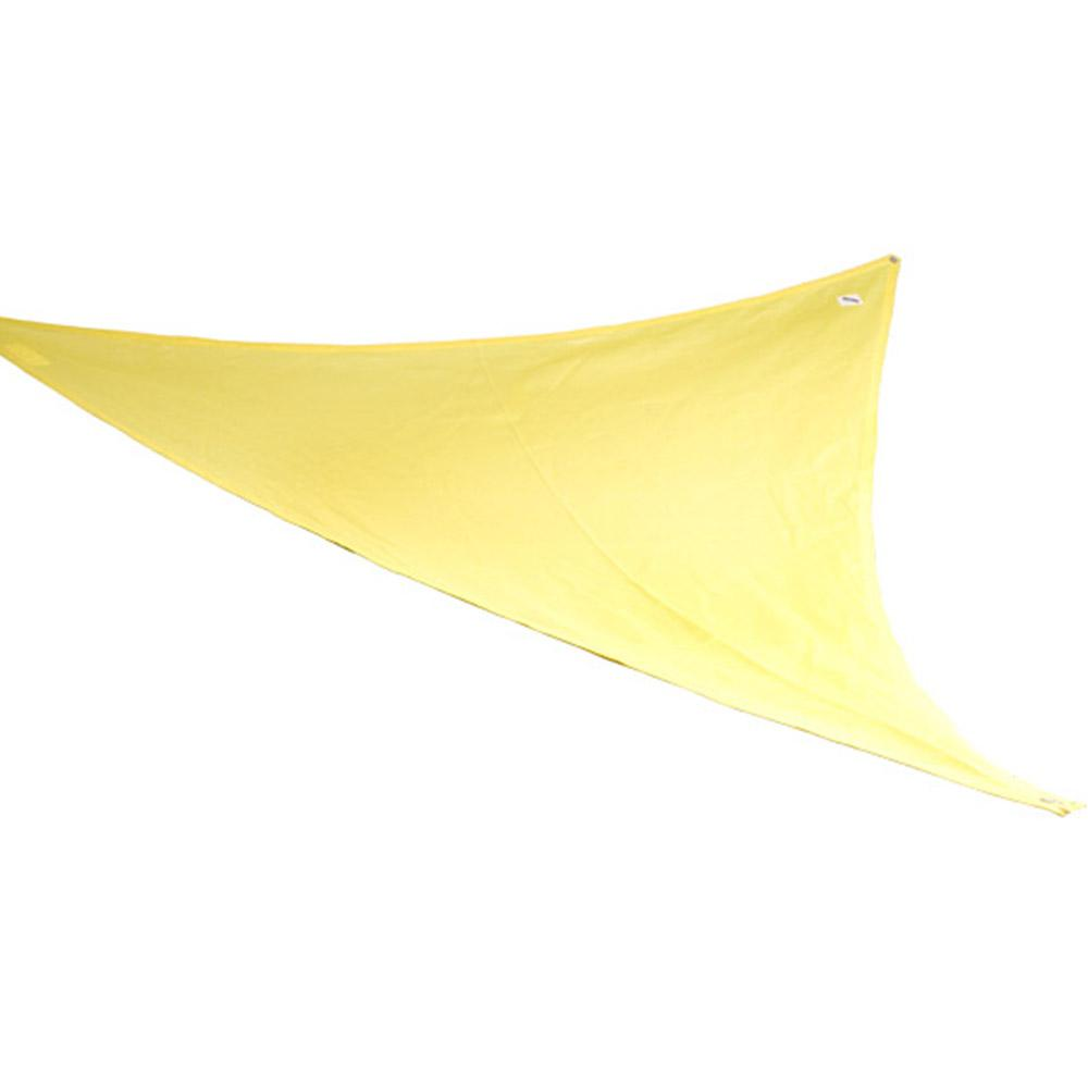 9 ft. 10 in. Yellow Triangle Party Sail