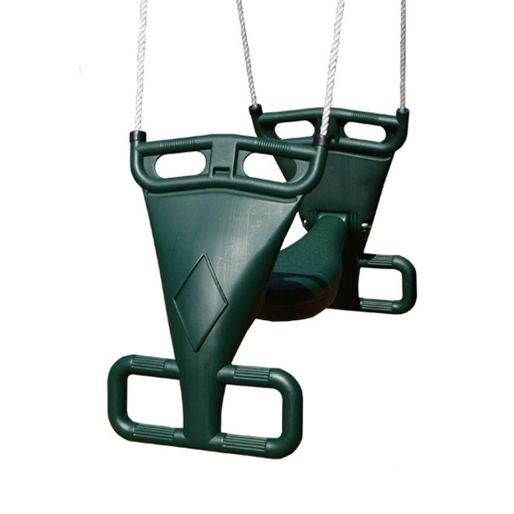 Gorilla Playsets Tandem Swing 04 0020 The Home Depot