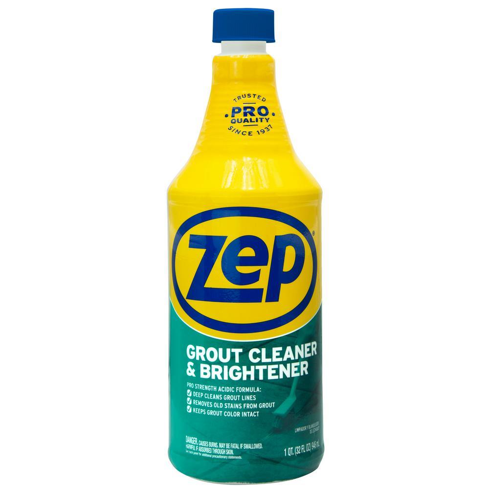 ZEP 5-Gallon High-Traffic Floor Polish-ZUHTFF5G - The Home Depot