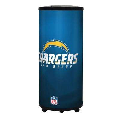 NFL 22 Qt. San Diego Chargers Ice Barrel Cooler
