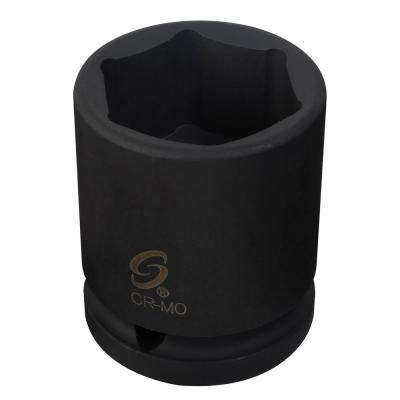 49 mm 3/4 in. Drive 6-Point Impact Socket